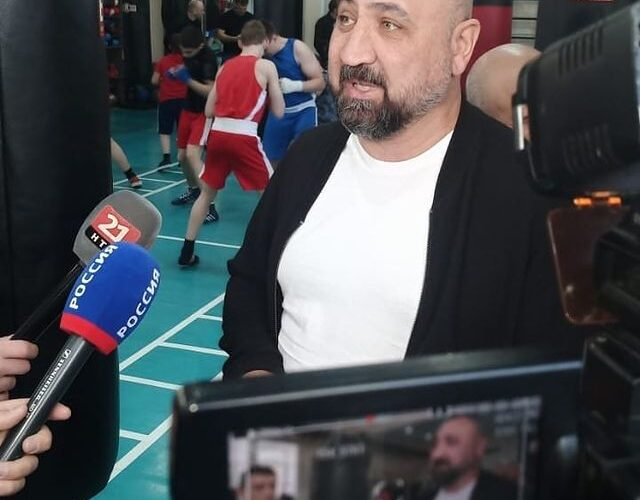 Легенда мирового бокса Александр Лебзяк